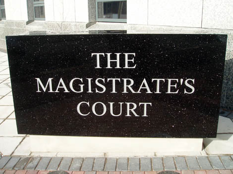 Magistrate Mayhem
